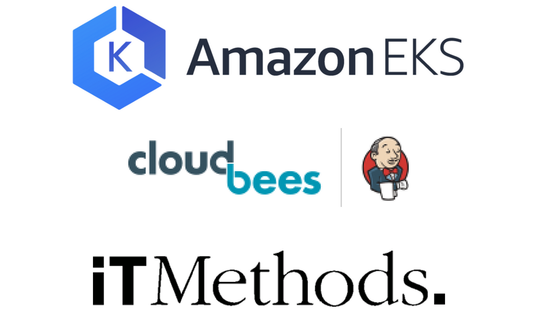 iTMethods Launches CloudBees Jenkins Enterprise on Amazon Elastic Container Service for Kubernetes as a Managed Service