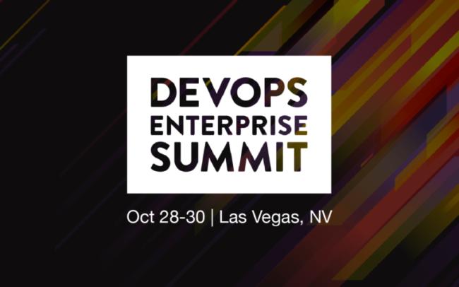 iTMethods Sponsors DevOps Enterprise Summit 2019 | October 28-30, 2019