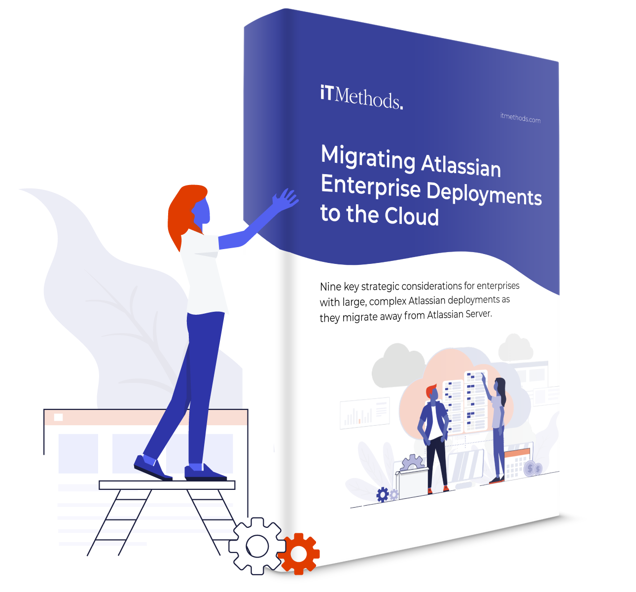 Migrating Atlassian Entterprise Deployments to the Cloud whitepaper